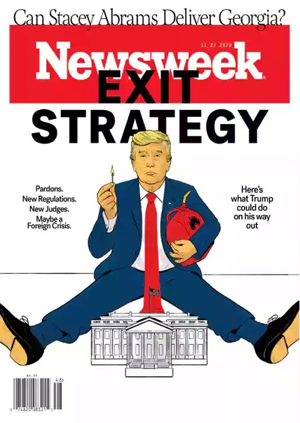 Newsweek USA - November 27 2020