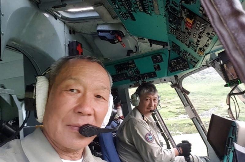 Летчик из Бурятии получил звание заслуженного пилота России    Президентом России присвоено почётное звание «Заслуженный... [читать продолжение]