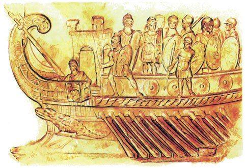 Флот Римской республики