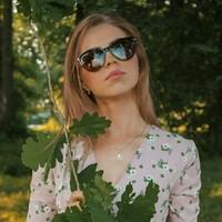 Фотография страницы Екатерины Дударевой ВКонтакте