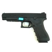 Модель пистолета WE Glock 34 Gen3 Gas Black