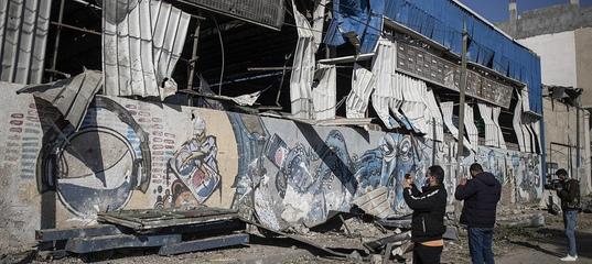 Сектор Газа в двойной изоляции