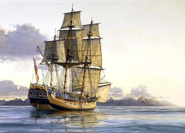 HMS Endeavour[