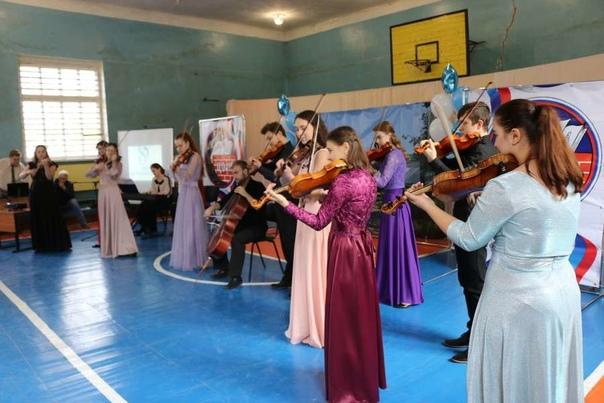 ✅ Новомосковская школа № 11 отметила юбилейОдна из...