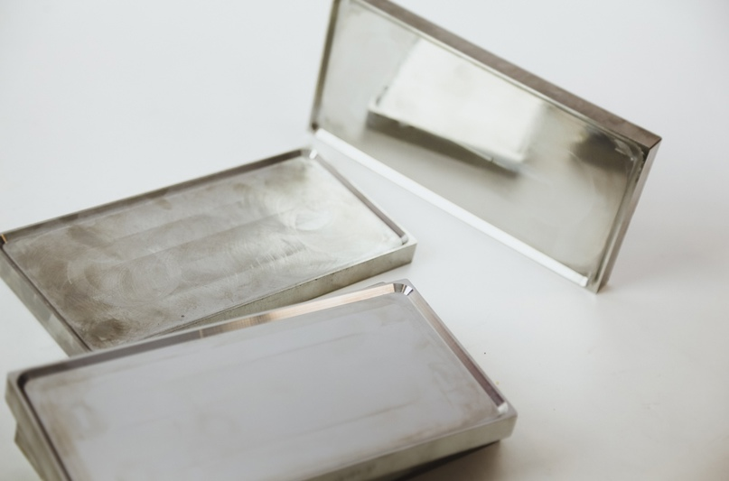 Пресс-формы для вибропрессов ZZBO., изображение №9