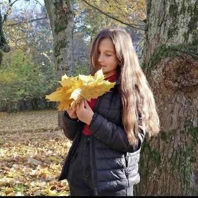 Анастасия Мулярчик