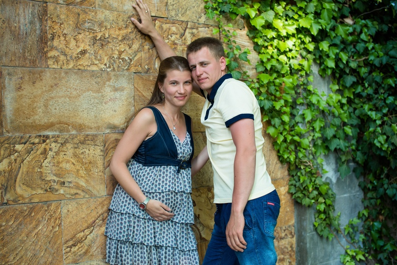 Love Story фотосессия в Гагре - Фотограф MaryVish.ru