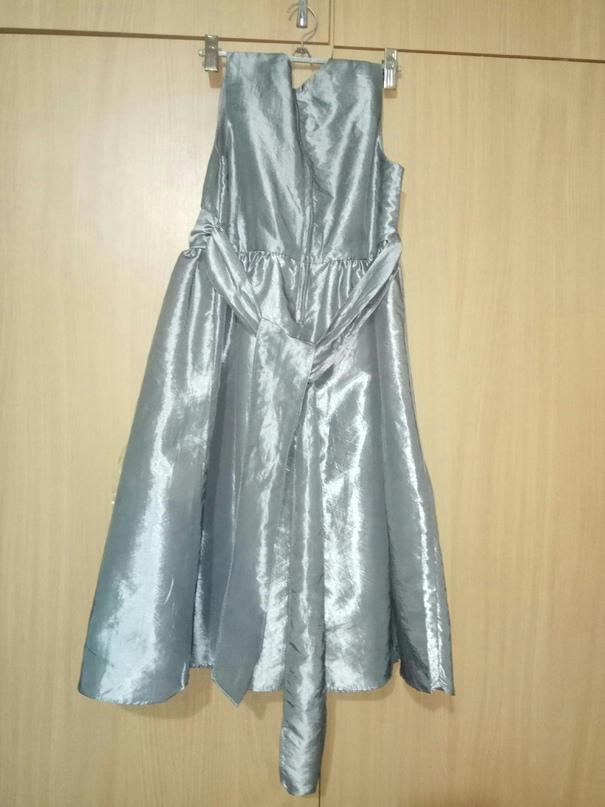Цвет серебристо-серый, размер на 9-10 | Объявления Орска и Новотроицка №28554