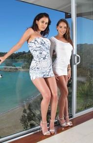 Sara Luvv & Vanessa Veracruz