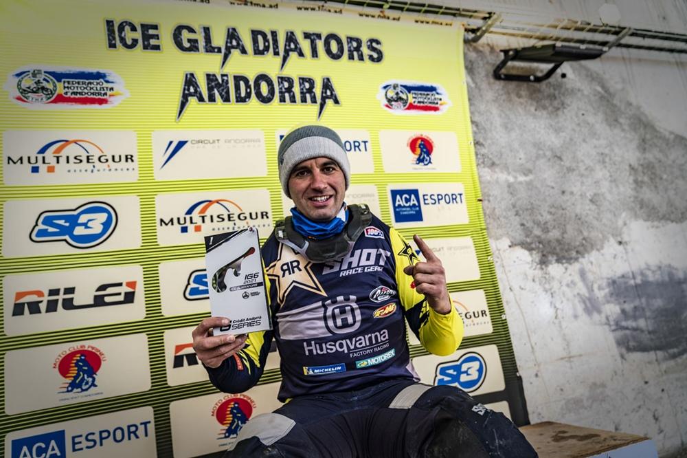 Видео и результаты Ice Gladiators 2021 в Андорре