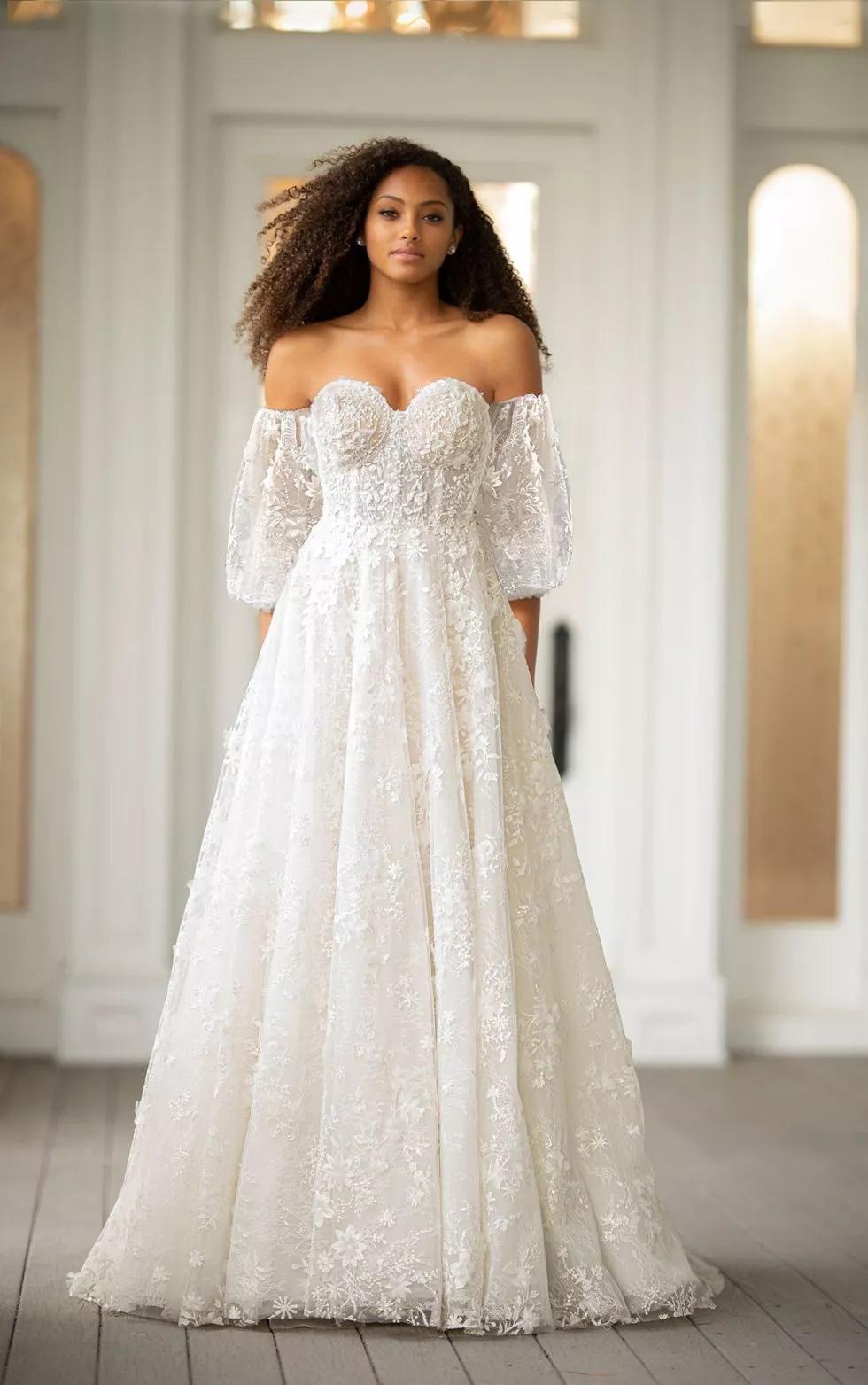 pdw8va4QC g - 21 романтическое платье для невесты в 2021 свадебном сезоне
