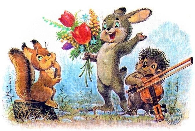 «Волшебные открытки Владимира Зарубина» арт-час, изображение №2