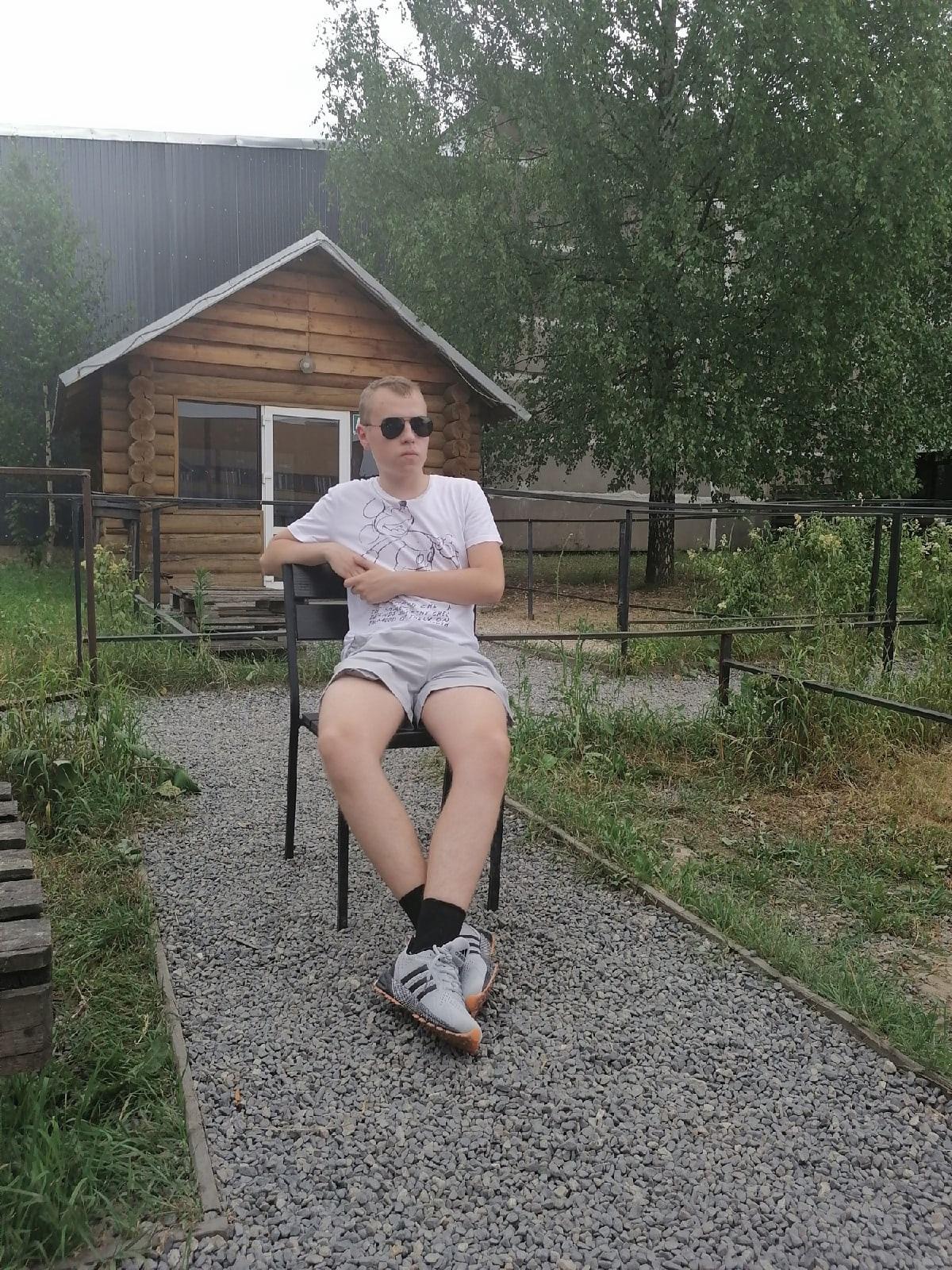 Игнат, 18, Navapolatsk