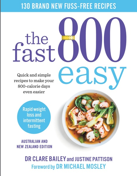 The Fast 800 Easy - Dr Clare Bailey