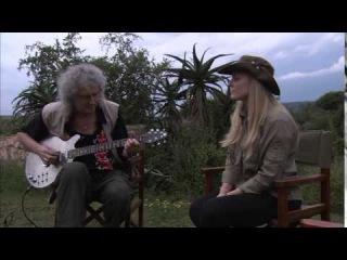 Brian May & Kerry Ellis with Virginia McKenna-Nothing Really Has Changed (Bonus Video)