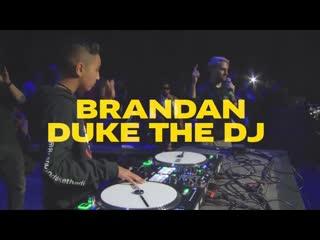 Goldie Awards 2018 Brandan Duke The DJ vs Yuto - Head to Head DJ Battle Performance (3)