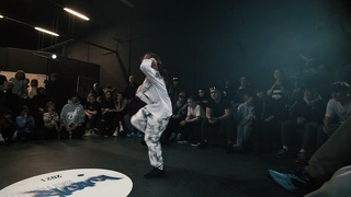 Колапкина Лиза vs Болят колени 1/4 HIP-HOP KIDS | KULTURA BATTLE Vol.3
