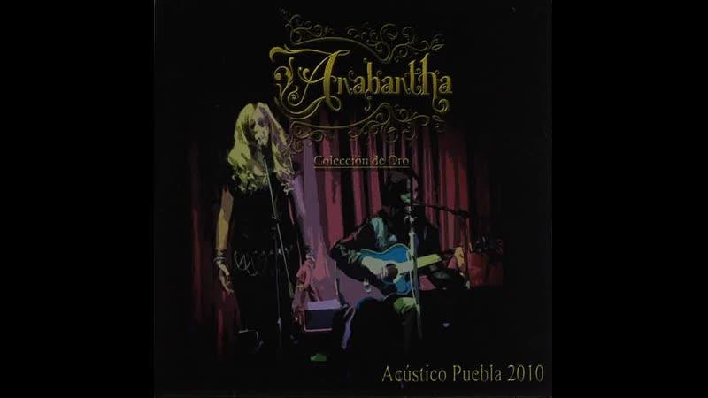 Anabantha Te Honro en el Espanto acustico live