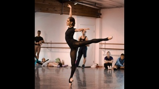 Professional Ballerina Petra Conti on the joy and pain of ballet