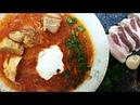 УКРАИНСКИЙ БОРЩ. Рецепты от Галины/Ukrainian borsch.Recipes from Galina