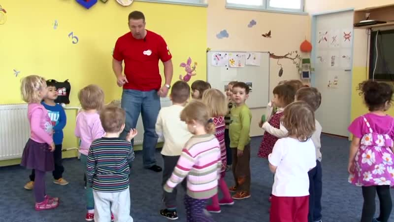 How to teach Kids - from a Prague kindergarten, part 3 - English for Children