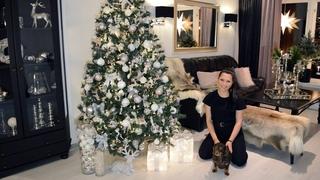 КАК УКРАСИТЬ ЕЛКУ!? ❄  CHRISTMAS TREE DECORATING ❄  НАРЯЖАЕМ ЕЛКУ ПО ЕВРОПЕЙСКОЙ МОДЕ!