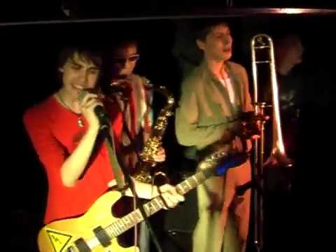 Saenko Je Ananas Band Live 2004 @ Griboedov Part 2 6 Двигай телом