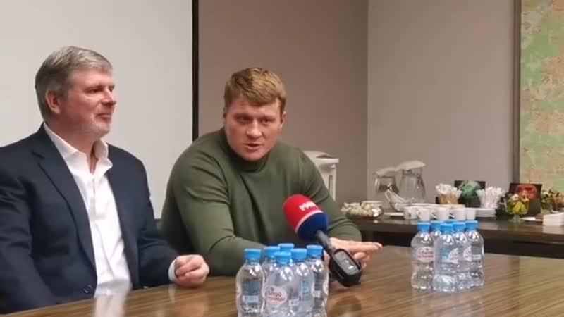 Александр Поветкин Кокляев-АЕ