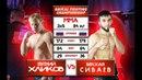 Evgeny Khlikov VS Bekkhan Sibaev (185 LBS 3*5)