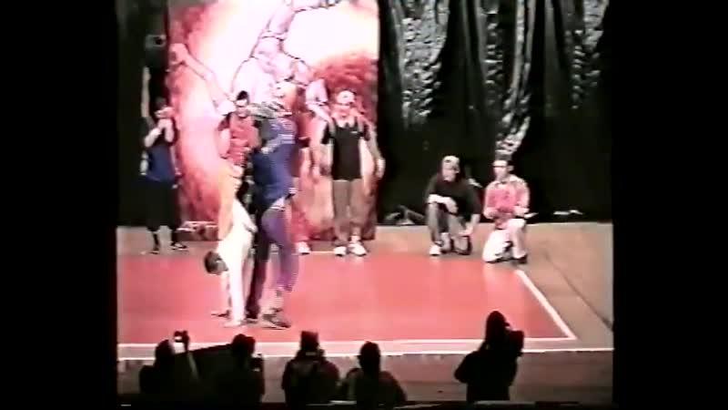 Rebbels Clan на OPEN 2 (2002)