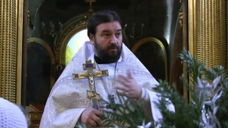 Три искушения - мир, плоть и дьявол через глаза, рот и сердце ( Отец Андрей Ткачёв. Проповеди)