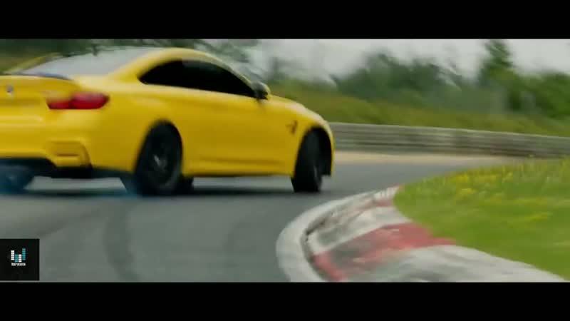 Skrillex - Make It Dun Dem _ Bass Boosted _ Trap Remix _ BMW M4 Motosport
