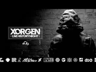 Xorgen - Live History Night