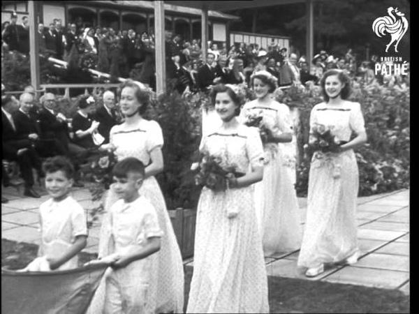 Royal Tour 1949