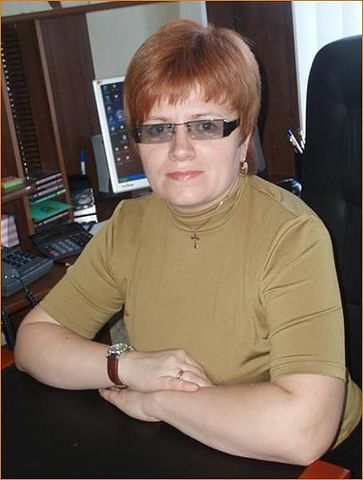 Абросимова Елена Александровна.