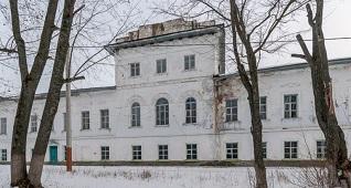 В Липецкой области возрождают уникальную дворянскую усадьбу