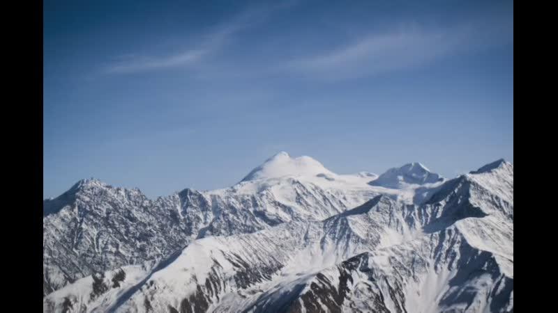 Казбек с вершины Тбау хох