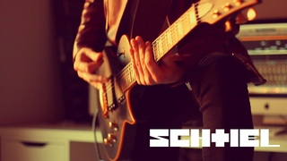 Rammstein - Schtiel - Guitar cover with Improvised Solo by Robert Uludag/Commander Fordo