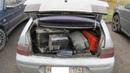 Кража аккумуляторов Theft of batteries