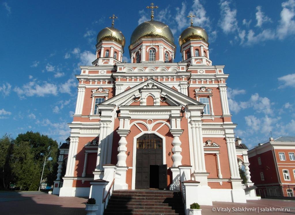 Свято-Троицкий собор, Саратов 2020 обзор города