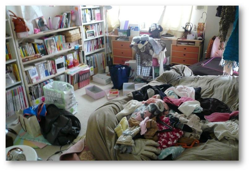 Меняющее жизнь японское искусство наведения порядка дома и в жизни.