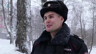 Полицейский из Сосногорска Евгений Уляшев победил в чемпионате России по зимнему триатлону.
