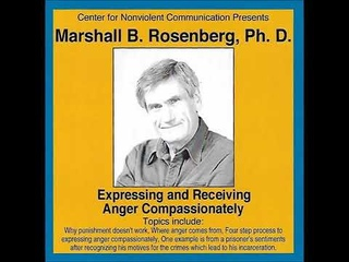 Marshall Rosenberg   Expressing and Receiving Anger Compassionately CD   Nonviolent communication