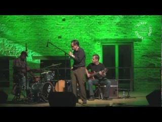 Kurt Elling & Charlie Hunter trio Save Your Love For Me - MUSICAMDO JAZZ FESTIVAL 2012