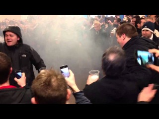 Liverpool FC no pyro no party Reading