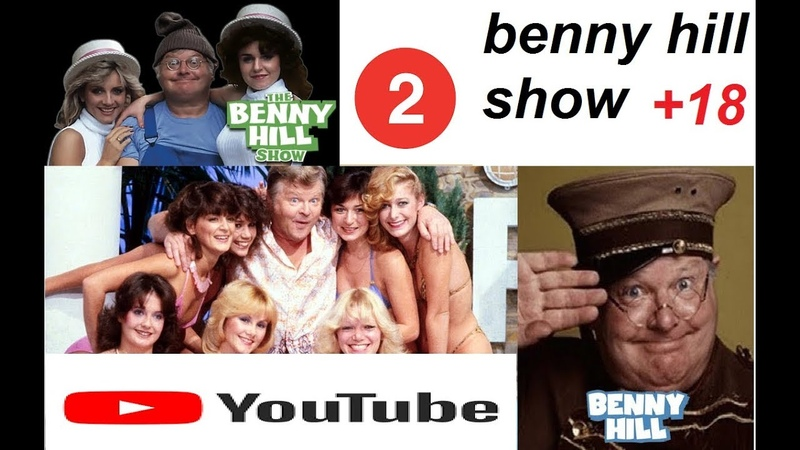 Benny hill show2بني هيل شو احلى واجرأ وامتع شو كوميدي في 1575