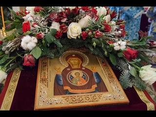 Проповедь владыки Вадима на память Знаменской иконы