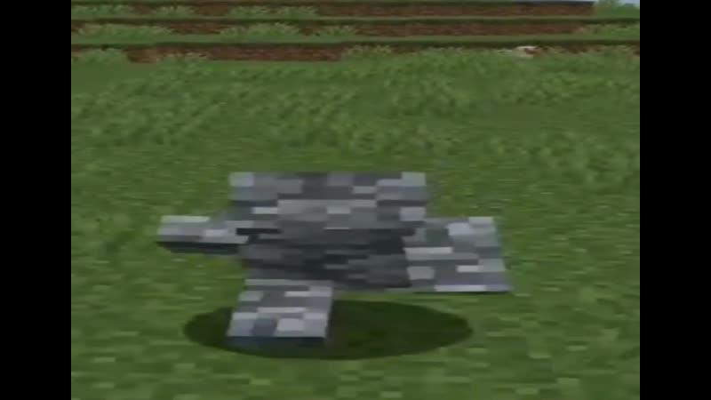 Широкий камень Wanton бежит но постоянно в кадре