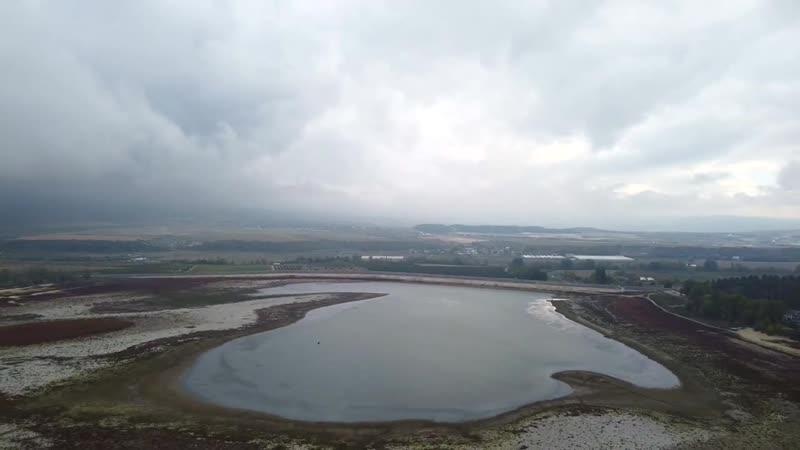 Бахчисарай Водохранилище Эгиз Оба октябрь 2020