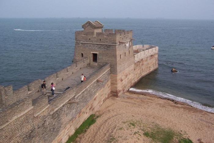 Интересные факты о Великой Китайской стене., изображение №2